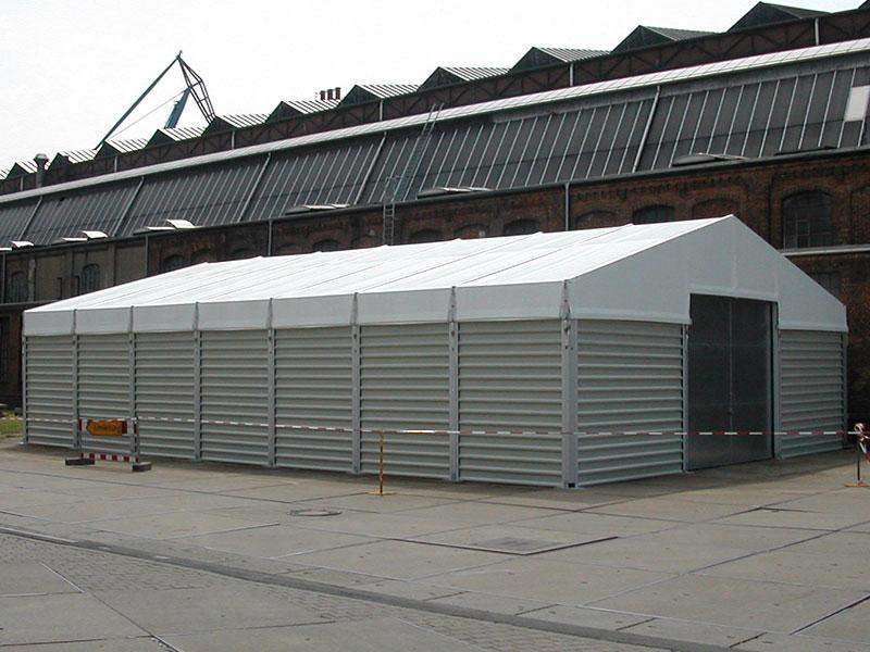 Dachplane für Lagerzelt